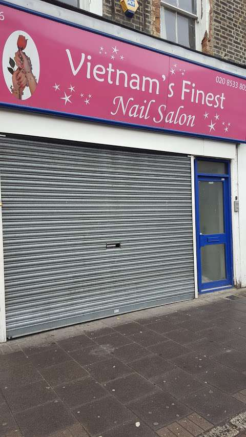 Vietnam's Finest Nail & Beauty Salon - Hackney